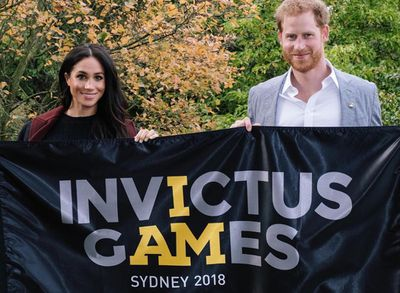 Prince Harry and Meghan Markle gear up for the Sydney Invictus Games, October 2018