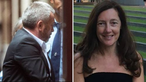 Borce Ristevski confession Karen manslaughter murder trial Melbourne Victoria