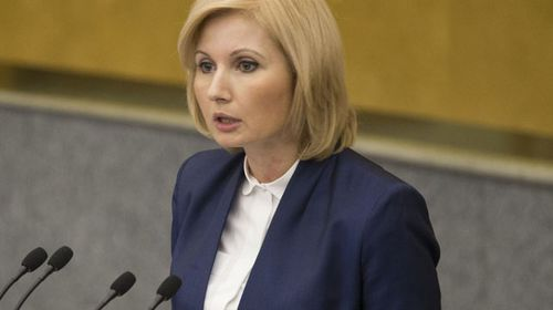 Russia a step away from decriminalising family violence