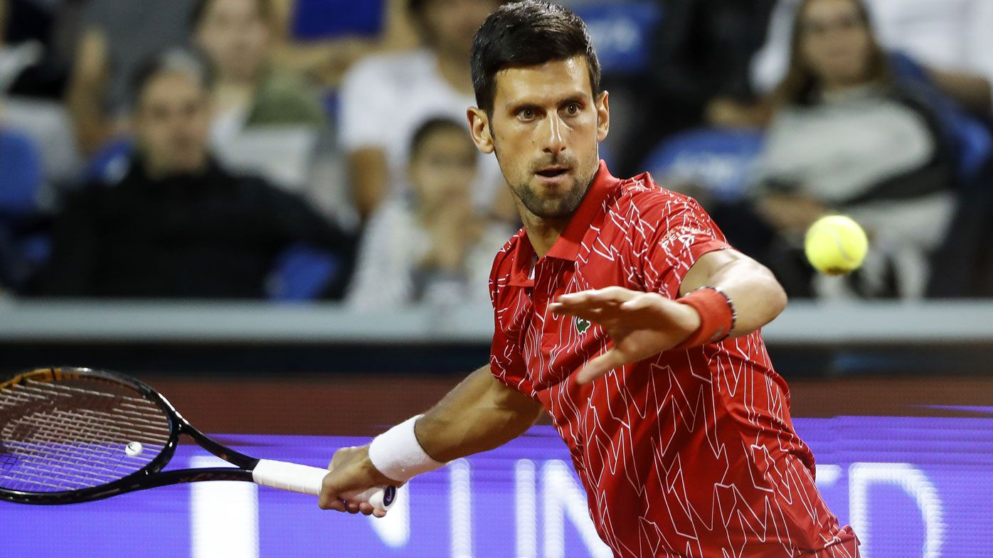 Novak Djokovic event prompts further criticism as more COVID-19 positives emerge