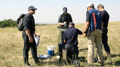MH17 search suspended over safety concerns