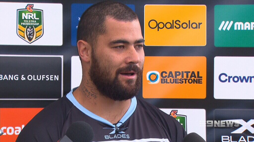 Fifita speaks about Daley