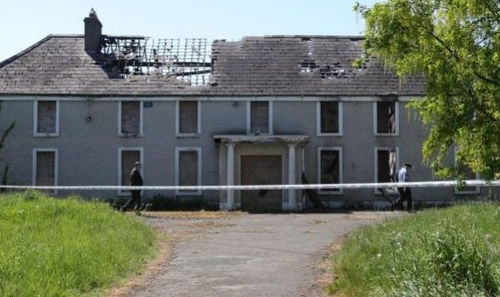 Ana Kriegel's naked, bloodied body was found in an abandoned farmhouse in a park in Lucan, Dublin.