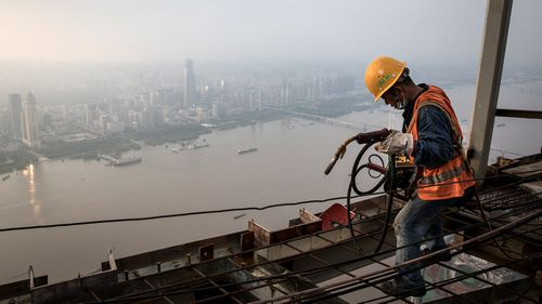 Another Chinese developer fell into crisis after failing to repay a maturing bond.