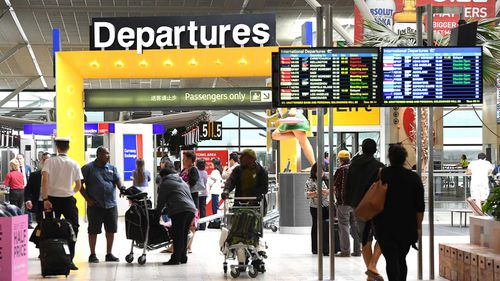 People who were at Brisbane Airport last Friday may have been exposed to the measles.