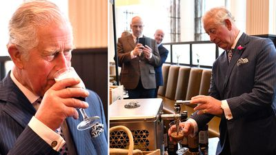 Prince Charles visits Northern Ireland, May 2019