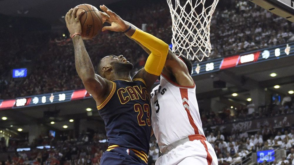 Cavaliers through to NBA Finals