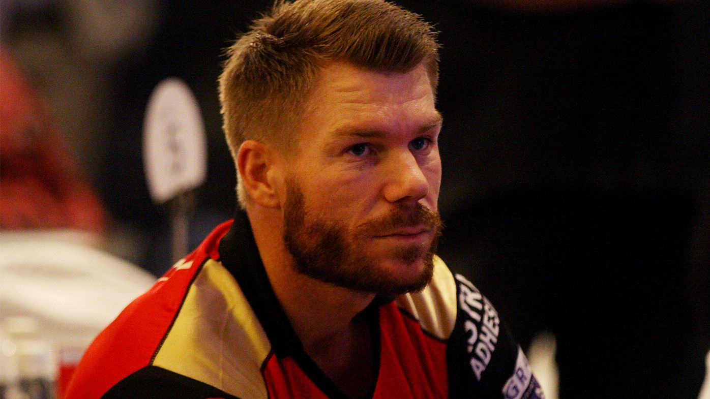 David Warner sacked as captain of IPL franchise, replaced by NZ skipper Kane Williamson