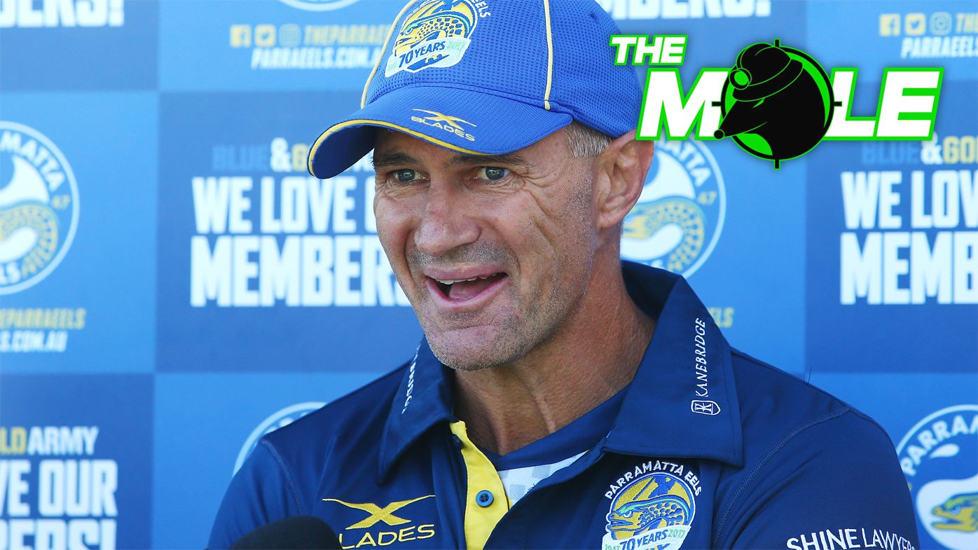 The Mole: Parramatta Eels throw lifeline to young half Brock Lamb