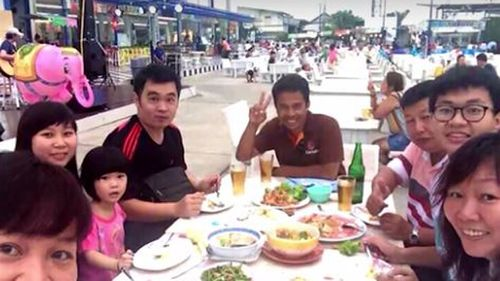 At least four members of one Malaysian family reportedly killed in Bangkok bombing