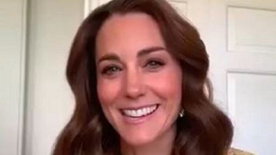 The Duchess of Cambridge launched a photo competition on ITV.
