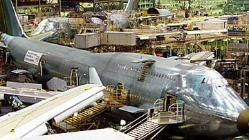 Boeing Everett Factory (Getty)