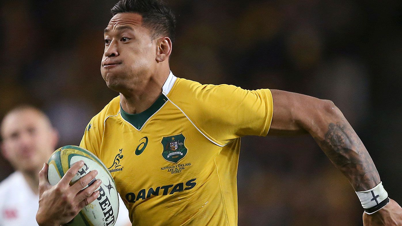 'He is an influential player': Springboks coach says Wallabies weak without Israel Folau