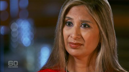 Customer Selina Win Pe was one of the final remaining hostages. (60 Minutes)