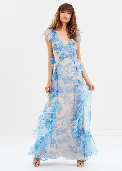 "<a href=""https://www.theiconic.com.au/oh-my-goddess-dress-522140.html"" target=""_blank"" draggable=""false"">Alice McCall Oh My Goddess Dress, $790.</a>"