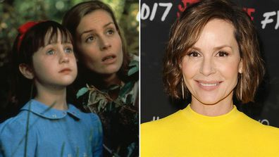Matilda cast: Then and now