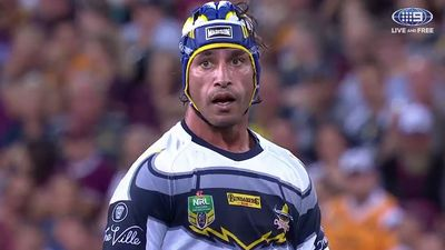 Thurston masterclass leaves legends speechless