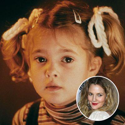 8. Drew Barrymore