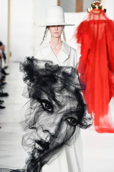 The mind-blowing detail of Maison Margiela - Paris Haute Couture Spring Summer 2017.