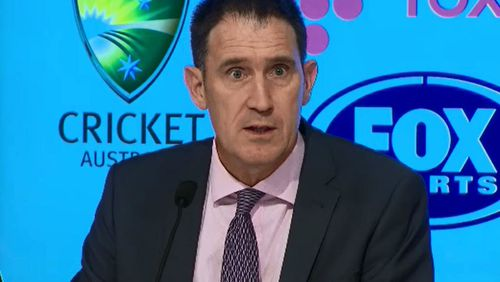 Cricket Australia CEO James Sutherland has announced a $1.2 billion broadcast deal with Channel Seven and Foxtel.