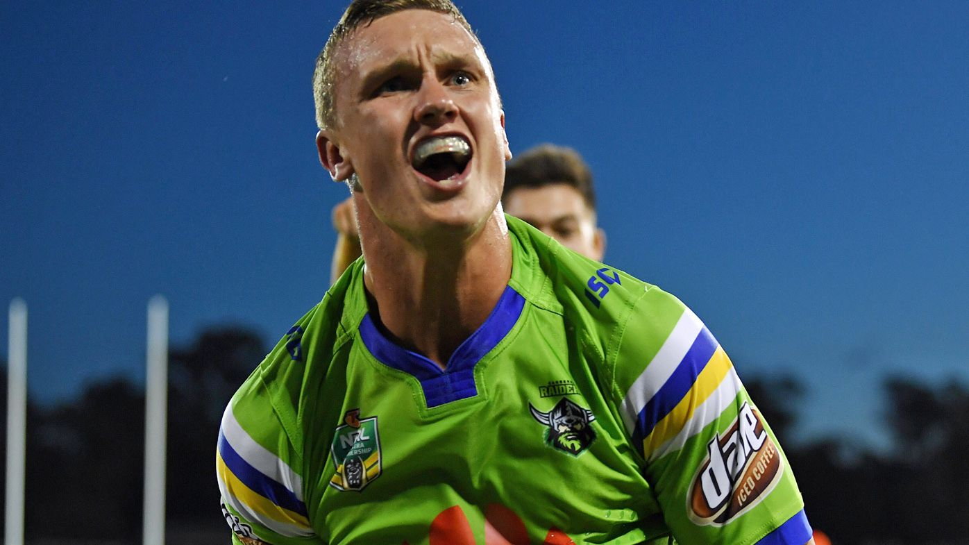 Canberra Raiders' Jack Wighton to face ACT Magistrates Court over nightclub incident