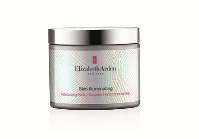 "<a href=""http://shop.davidjones.com.au/djs/ProductDisplay?catalogId=10051&productId=8699001&langId=-1&storeId=10051&cm_mmc=googlesem-_-PLA-_-Health+and+Beauty+-+Personal+Care-_-Elizabeth+Arden+Skin+Illuminating+Retexturizing+Pads+50pc&CAWELAID=620017140003133982&CAGPSPN=pla&gclid=CjwKEAiA8qG1BRDz0tmK0pufw3QSJACfn6olws2Rv_IZG2TbiwQffFBBQx7mLX-e9sJOCB20Nuy6axoCUHvw_wcB&gclsrc=aw.ds"" target=""_blank"">Skin Illuminating Retexturizing Pads, $80, Elizabeth Arden</a>"