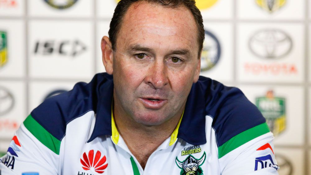 I don't have to talk to you: Ricky Stuart