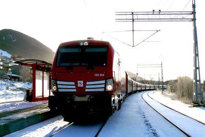 Snalltaget - Malmö, Sweden to Åre, Sweden