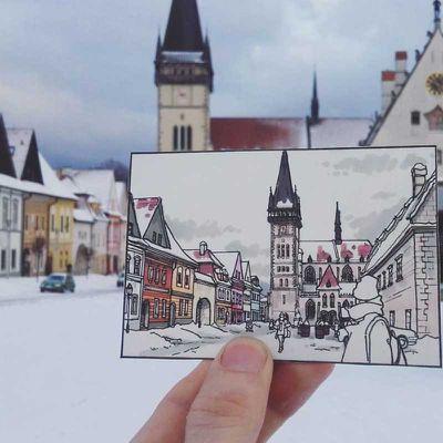 <strong>Bardejov, Slovakia</strong>