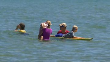 Father and son tourists drown at popular Airlie Beach Lagoon