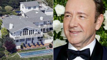 Inside Weinstein, Spacey's luxury $50,000 per month rehab