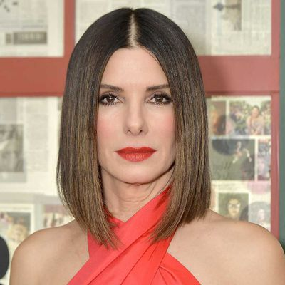 Sandra Bullock as Gracie Hart: Now