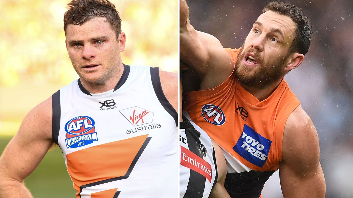 Giants Heath Shaw and Shane Mumford return for season 2020
