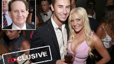 EXCLUSIVE! Brynne Edelsten new romance rumours are false... but they 'entertain' Geoffrey