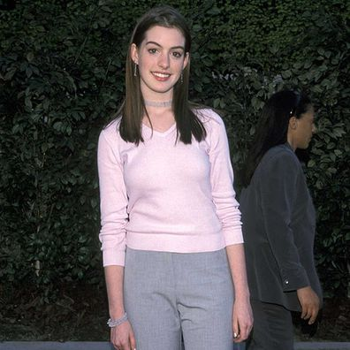 Anne Hathaway in 1999