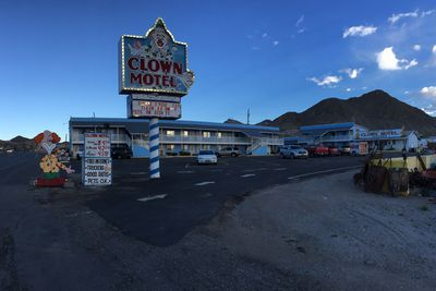 <strong>The Clown Motel,&nbsp;</strong><strong>Nevada</strong>