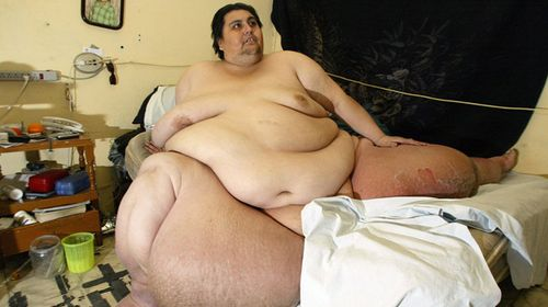 Former 'world's fattest man' dead, aged 48