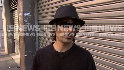 McLeod spoke to 9NEWS outside court today. Picture: 9NEWS