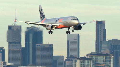 Jetstar passengers burned with coffee on turbulent flight