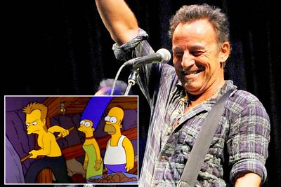 Springsteen seems a natural fit for a show set in Springfield, but he turned down the chance to play himself in season three's 'Radio Bart'. <br/><br/>Fellow rocker Sting stepped in in Springsteen's place, helping to rescue Bart from a well.