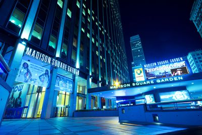 11. Madison Square Garden in New York City, New York