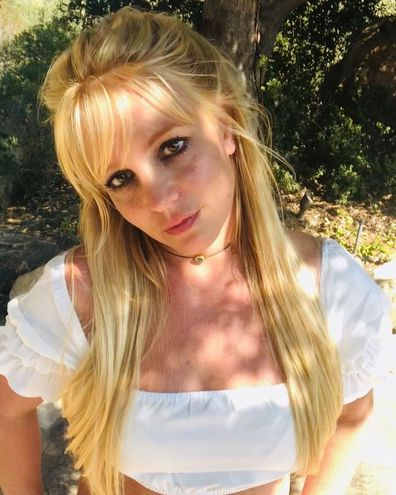 Britney Spears responds to New York Times documentary.