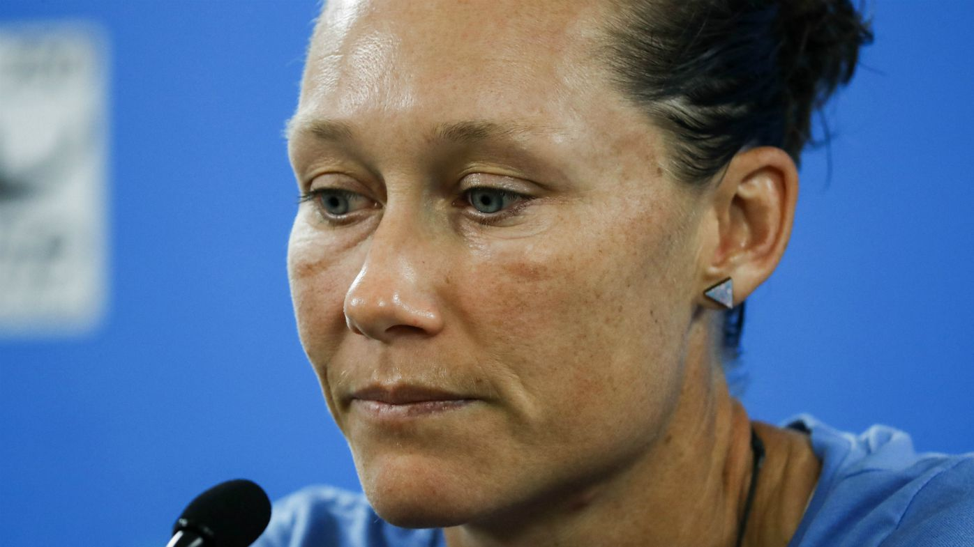 Samantha Stosur continues poor run of form in shock Fed Cup loss