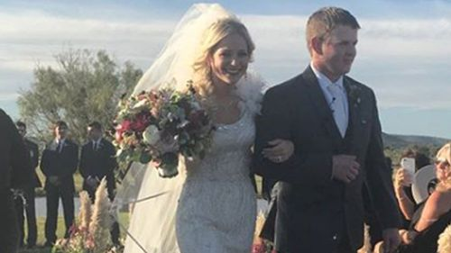 Will and Bailee Ackerman Byler were killed as they left their wedding in Texas.