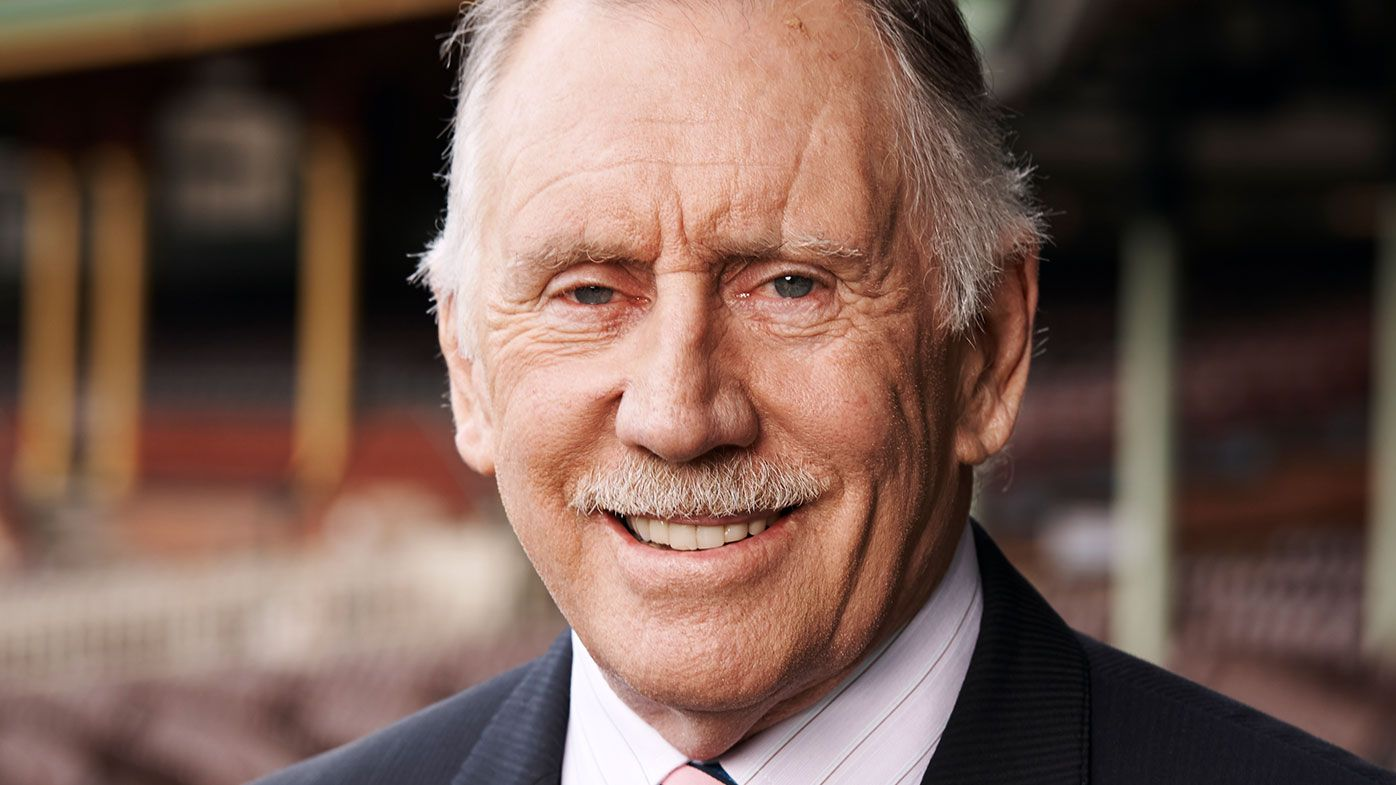Legendary cricket commentator Ian Chappell's service with Nine honoured