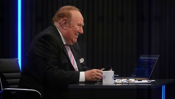 Andrew Neil is the face of the new British channel GB News.