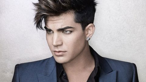 Adam Lambert 'in shock' at being the first openly gay artist to hit number one in US