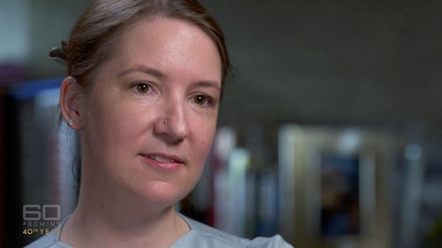 Dr Dominique Martin from Deakin University is an expert in the ethics of organ donation, and says while it can be a wonderful experience, it is not without its pitfalls. Picture: 60 Minutes