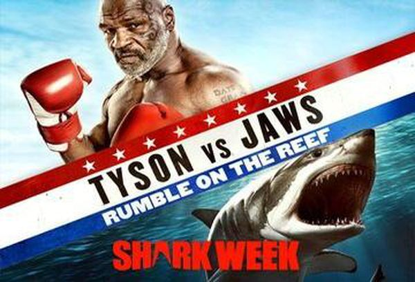 Tyson Vs Jaws: Rumble On The Reef