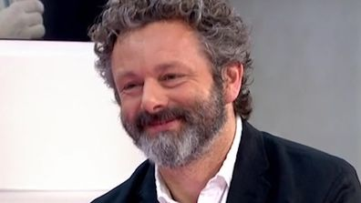 Michael Sheen addresses pregnancy